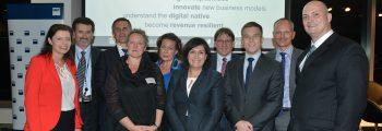 PwC Chair in Digital Economy Launch